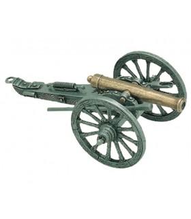 Cannon utilizzato negli Stati Uniti guerra civile, 1861 (19 cm.)