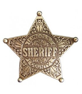 Sheriff stella 5 Point