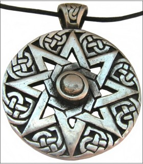 Celtic Cross Pendant 8 bracci