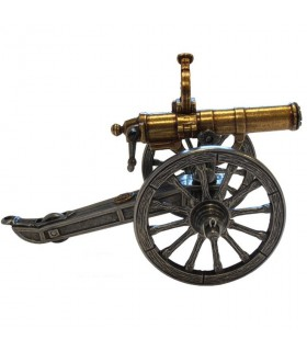 Gatling, Stati Uniti d'America 1861