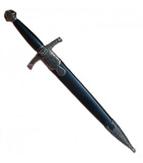 Lancelot pugnale con fodero