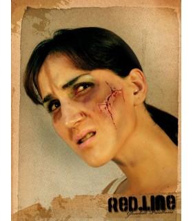 trucco viso Taglio di sangue