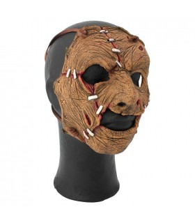 zombie maschera cucito