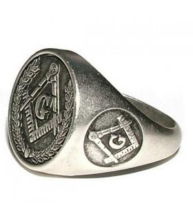 anello massonico