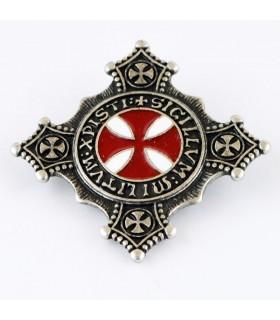 spilla Templar