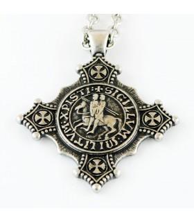 Ciondolo Cavalieri Templari