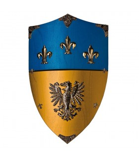 scudo Carlo Magno