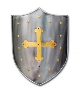 scudo medievale Cruz