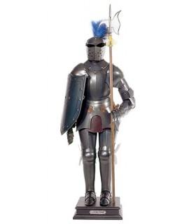 armatura medievale, del XV secolo (54 cm.)