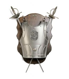 corazza panoplia e la spada