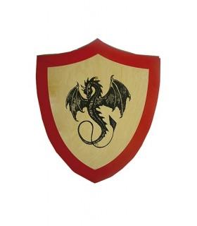 bambini scudo Black Dragon