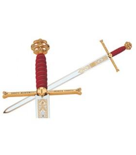 Claymore dei Re Cattolici a Oro