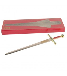 Letter opener spada Excalibur