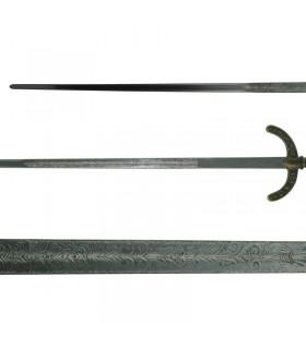Espada italiano, s. XVII (106 cm.)