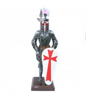 Cobra armatura Templari, 42 cm