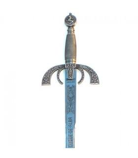 Duque de Alba spada d'argento