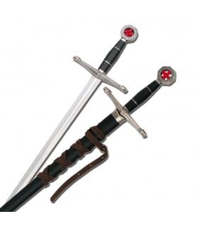 I bambini Templari spada con fodero