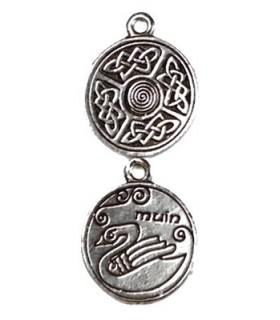 Ciondolo celtica astrologia Muin