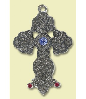 Celtica croce pendente Ginevra