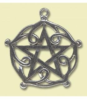 Celtica pendente pentacolo Brisingamen
