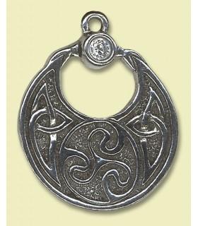 ciondolo celtica Boudica Charm