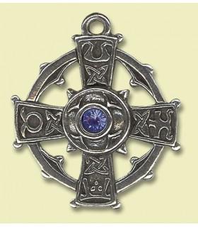 Raith Gras Croce celtica Pendente