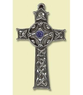 Celtica ciondolo Croce Ambrosius