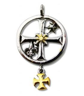 Sigillo Templare Rochefort Pendant