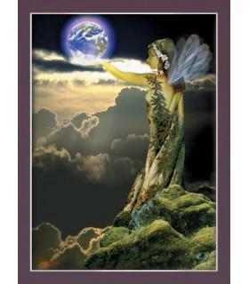 Poster il creatore della terra (30 x 40,5 centimetri)