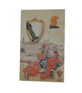 Miniature Spada Tizona del Cid