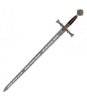 Templari Spada ageminato