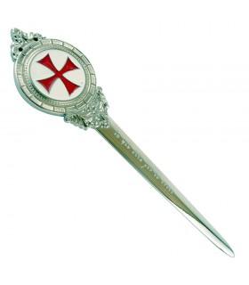 Cruz Templar tagliacarte