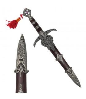 pugnale Robin Hood con fodero