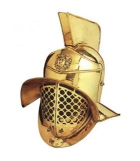 casco Gladiatore romano