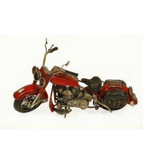 Miniature in metallo Harley Davidson
