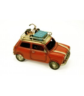 auto in miniatura Mini