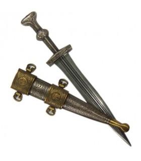 pugnale romano dai tempi di Giulio Cesare (I secolo aC)