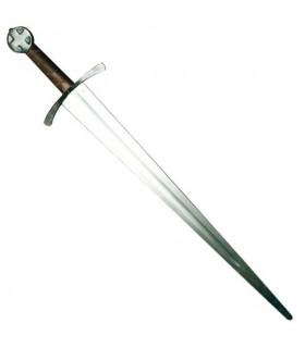 Leaved spada, una mano
