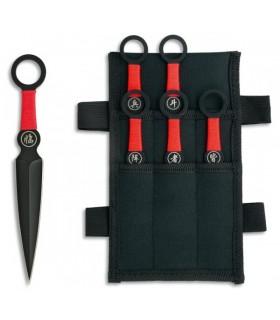 Settembre 6 coltelli ninja lancio