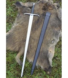 mano italiana e mezzo della spada, funzionale