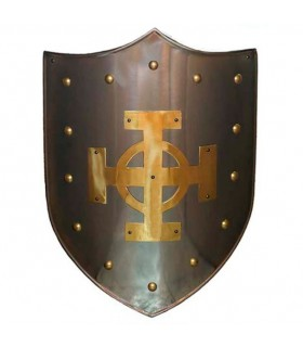 Celtic Cross Shield latonado
