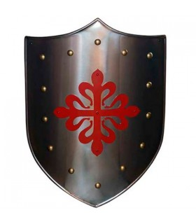 Croce Rossa Shield Calatravos