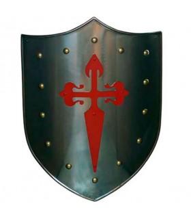 Croce Rossa scudo Santiaguista