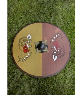 Legno vichingo Shield