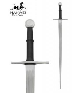 Albrecht spada di formazione, la mano e mezza