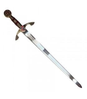 Spada Principe Nero. dimensioni Cadet. 75 cm.