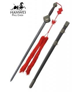 acciaio Jian spada di Damasco