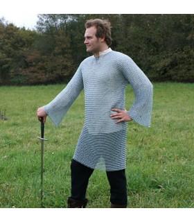 maglia di acciaio Cota, manica lunga