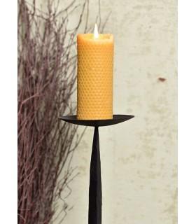 candela candelabri medievale