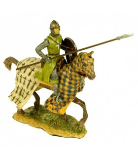 cavallo in miniatura Templar